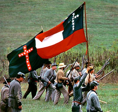 Battle of Perryville Reenactment - Perryville, Kentucky